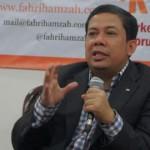 [Kasus BW] Fahri Hamzah: Musibah tidak saja menimpa orang zalim