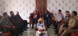 Bertemu Fahri Hamzah, Gubernur Papua Barat Sampaikan Aspirasi