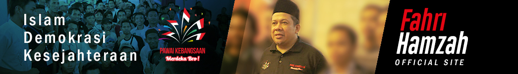 Fahri Hamzah Official Site