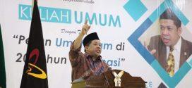 SERIAL TULISAN TENTANG ANIS MATTA & PKS BAGIAN 2 : ARAH BARU INDONESIA