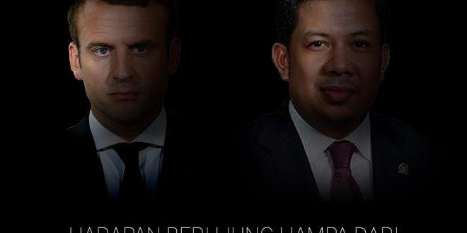 HARAPAN BERUJUNG HAMPA DARI PEMIMPIN HASIL HISTERIA (Pelajaran Kekacauan Perancis untuk Indonesia)