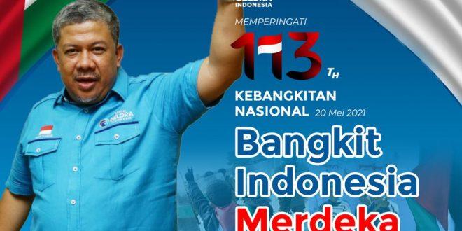 BANGKIT INDONESIA MERDEKA PALESTINA